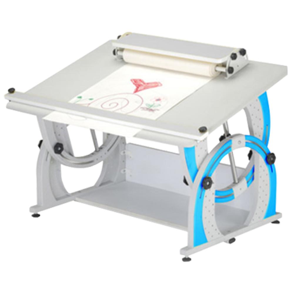 時尚屋 KIWI兒童成長多功能繪圖書桌DF-100