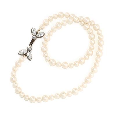 JewCas Cotton Pearl系列棉珍珠短項鍊_JC1551