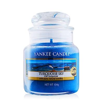YANKEE CANDLE香氛蠟燭-土耳其天空 104 g