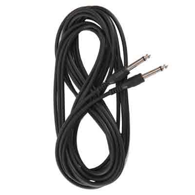 樂器專用 15呎 雙直頭 導線 (約450CM)