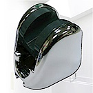 魔特萊 免鑽孔專利10段可調角度掛座〈銀〉2入