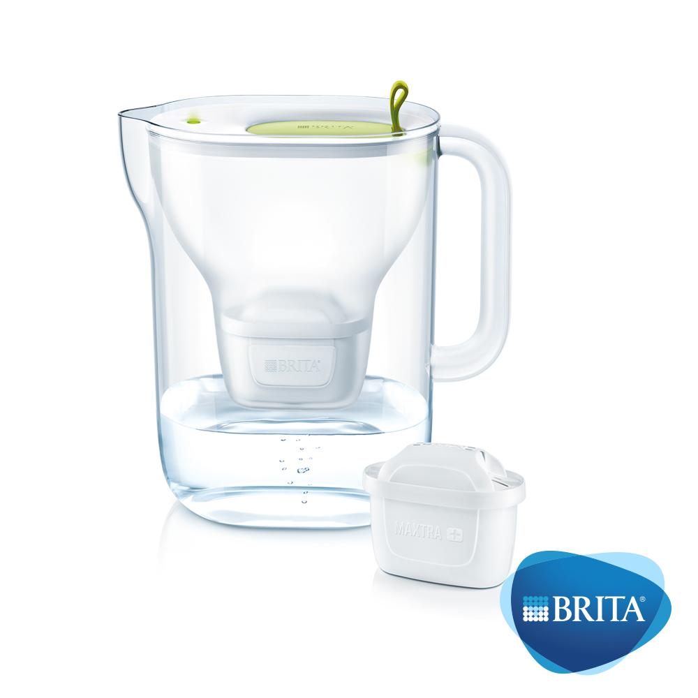 德國BRITA Style3.6L濾水壺+MAXTRA+濾芯x2(共3芯)