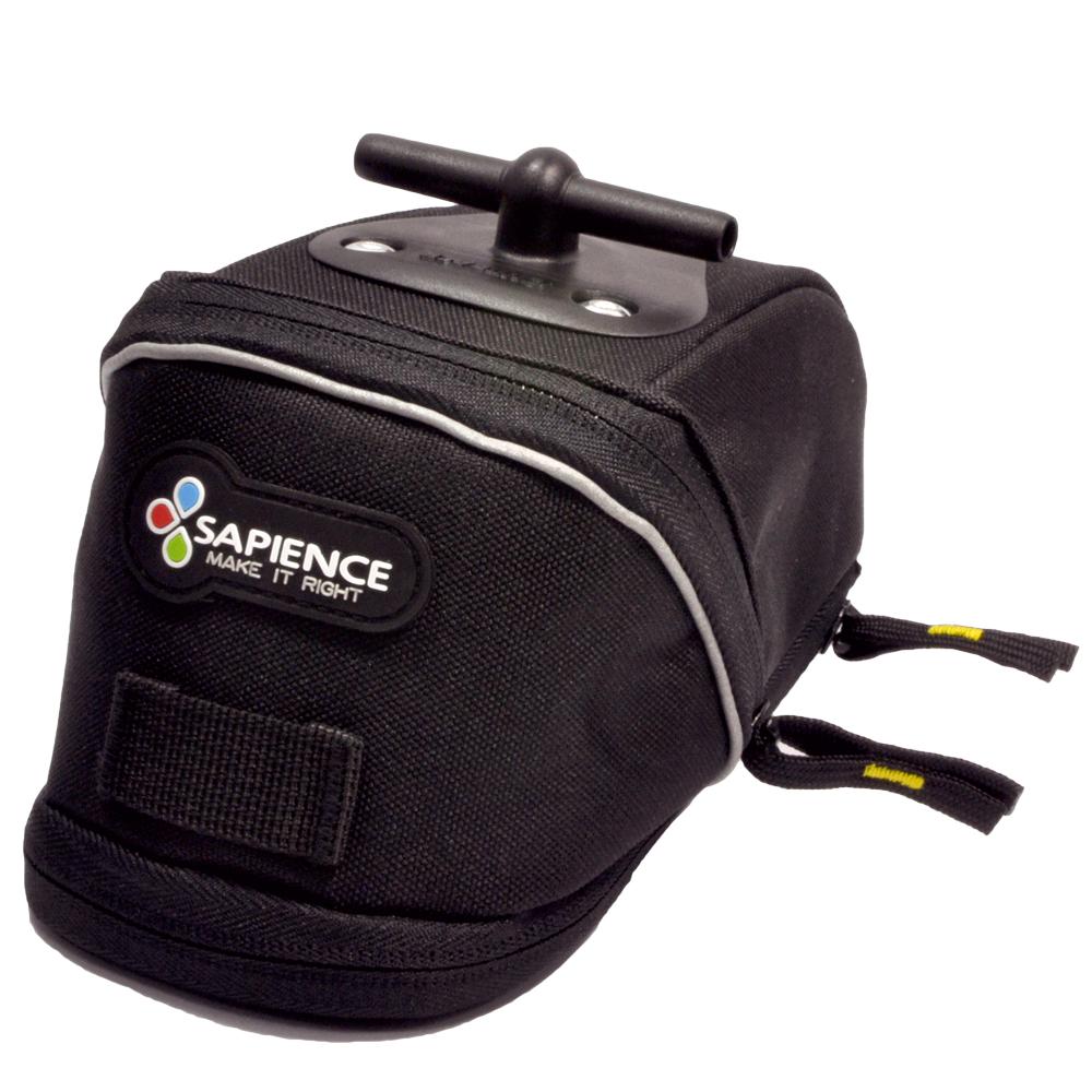 【SAPIENCE】專利T型快拆式圓形可加大後坐袋