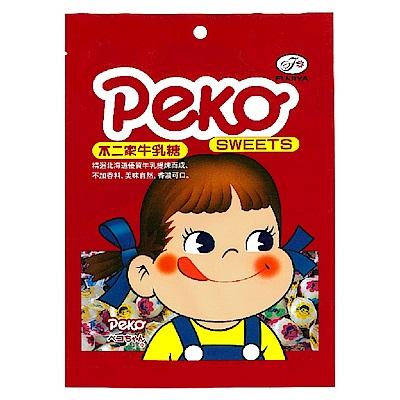 不二家  Peko牛奶袋糖(127g)