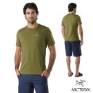 Arcteryx 始祖鳥 24系列 男 有機棉 短袖T恤 松葉綠