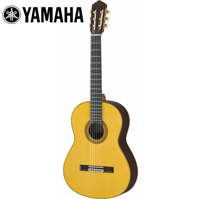 YAMAHA GC32S 高階手工訂製古典吉他