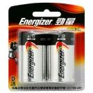 勁量 鹼性電池-1號 2入