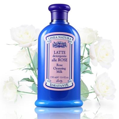 義大利Linea Natura 玫瑰淨膚潔面奶250ml