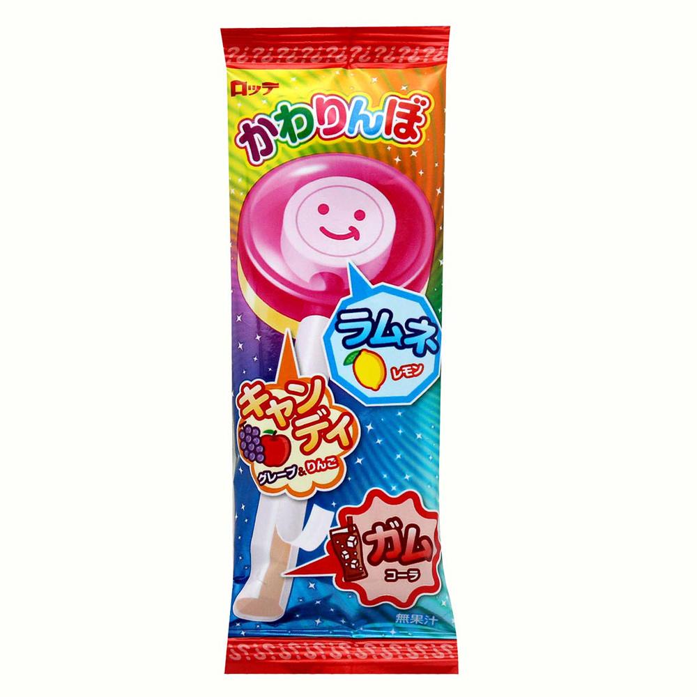 Lotte樂天 不思議棒棒糖(20gx5支)