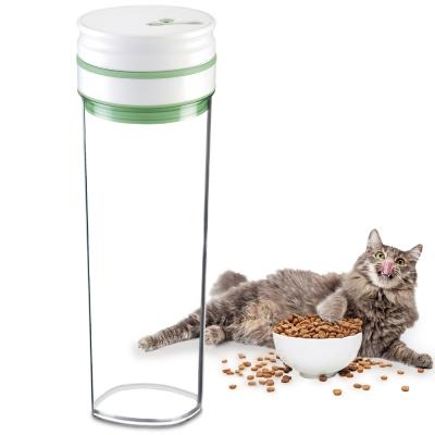 JohoE 自動抽真空食物保鮮儲存罐-1.8L