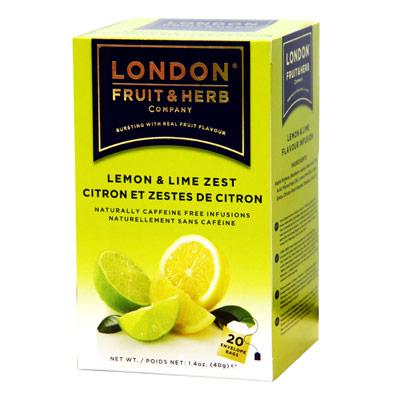 LFH芙賀茶 香檸萊姆(2gx20入/盒)