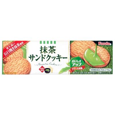 Furuta 抹茶夾心餅乾(87g)