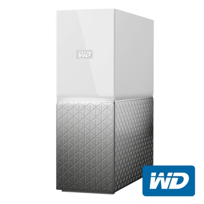 WD My Cloud Home 2TB 雲端儲存系統