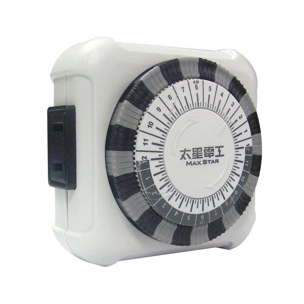 省電家族-家用2P機械式定時器(2入) OTM406*2