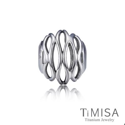 TiMISA 波紋 純鈦飾品 串珠