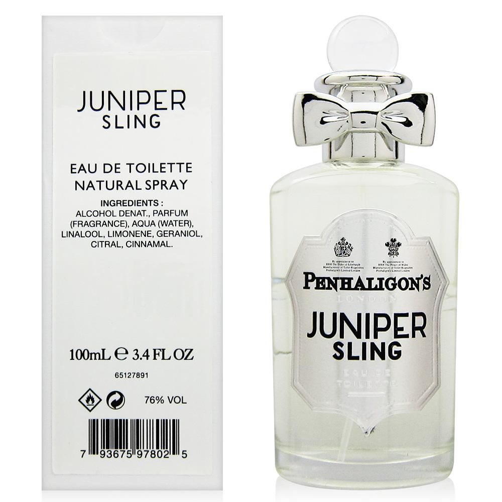 PENHALIGON'S潘海利根 Juniper琴酒淡香水100ml (TESTER白盒版