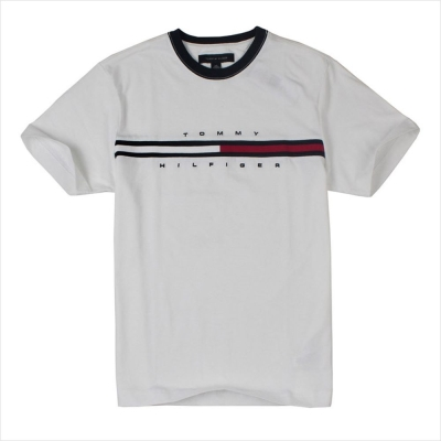 Tommy Hilfiger T-SHIRT 短袖 T恤 白色  01