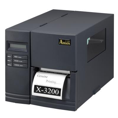 Argox X-3200 熱感式&熱轉式工業型條碼機