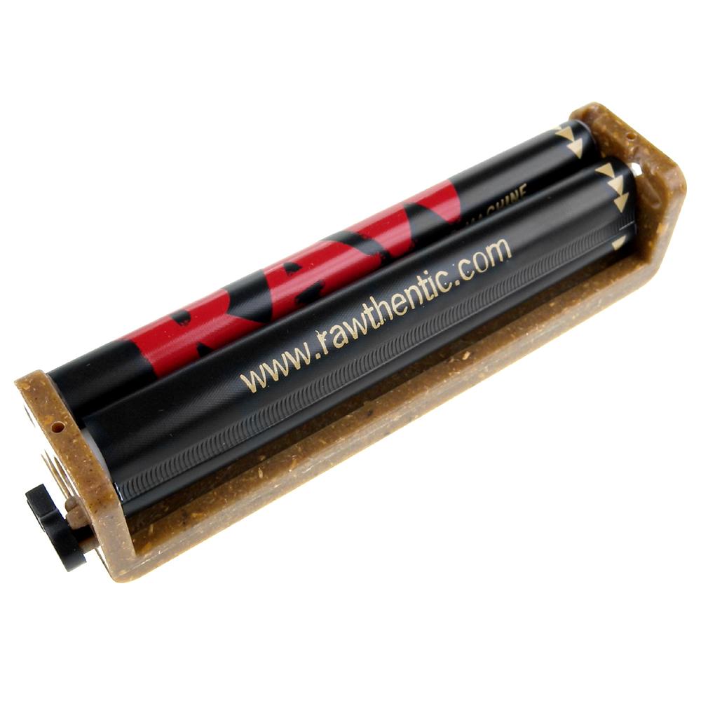 RAW 西班牙進口-Hemp Plastic-麻塑料製粗細可調式捲煙器(11公分)