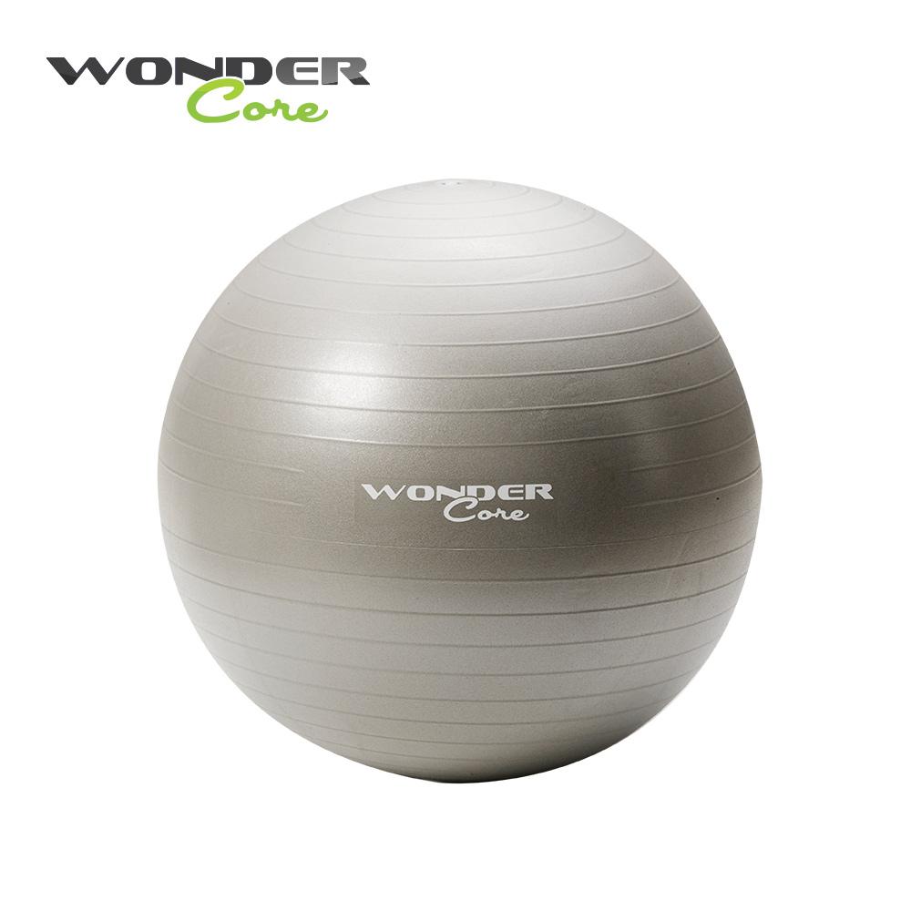 Wonder Core 抗力瑜珈球 (灰色/65cm)