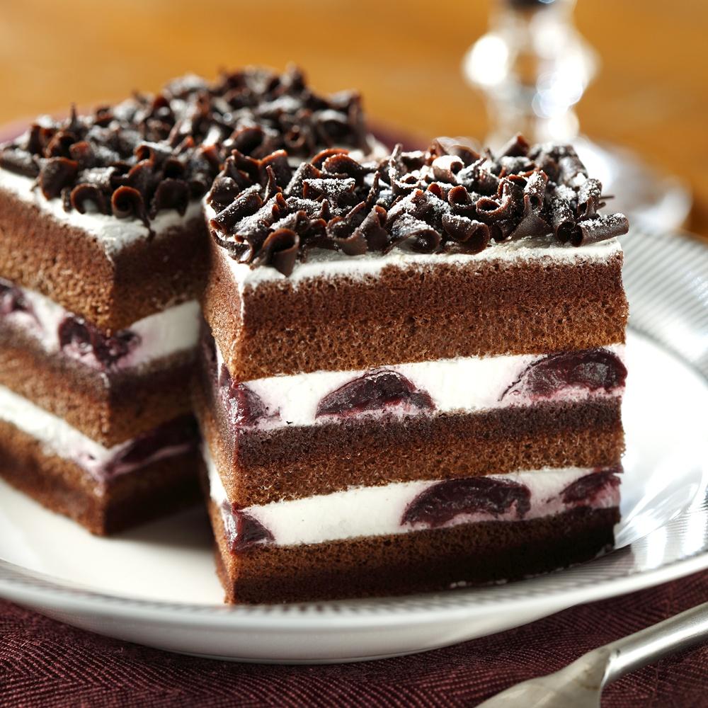 聖保羅烘焙廚房 黑森林蛋糕條x5盒(1入/盒)