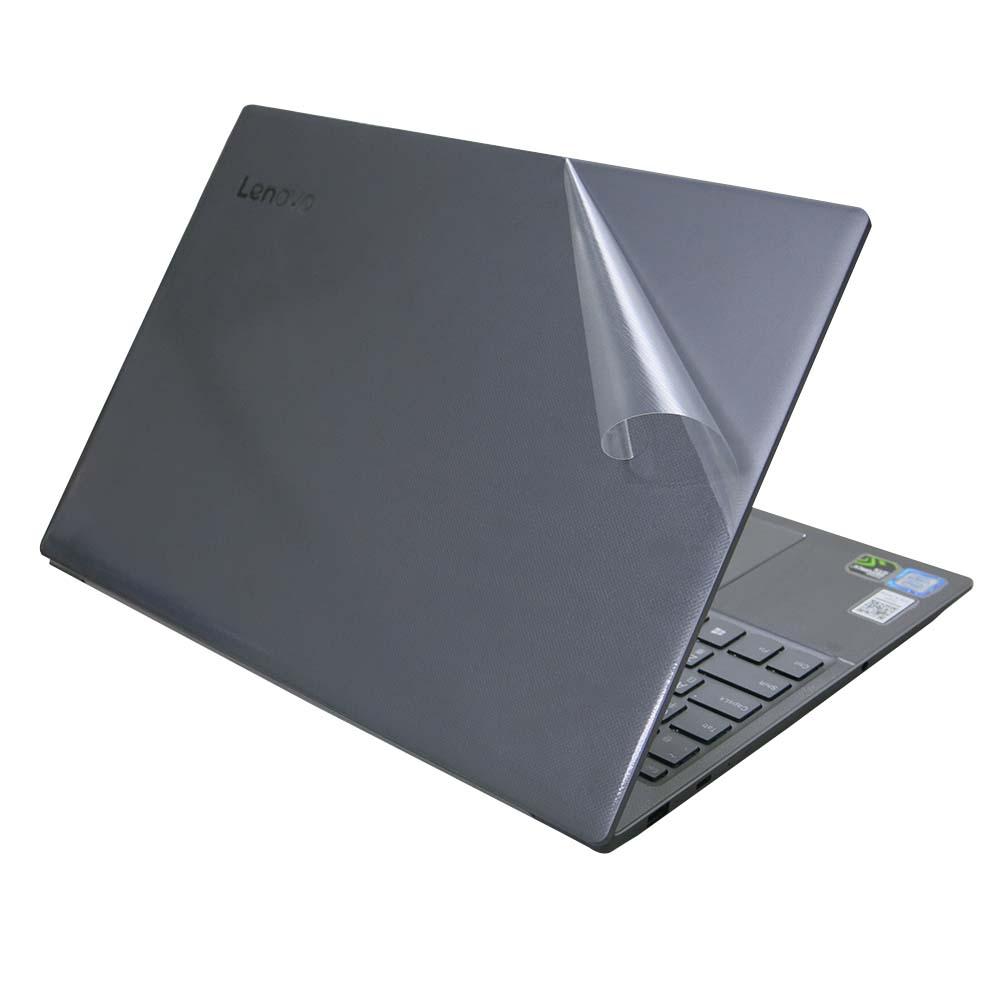 EZstick Lenovo IdeaPad 720S 15 IKB 二代透氣機身保護膜