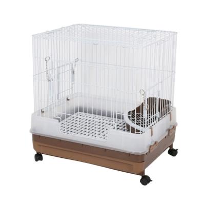 Marukan 豪華挑高抽屜式精緻小動物飼養籠 MR-996