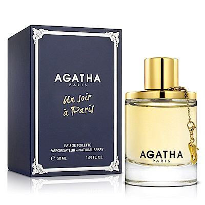 Agatha 傾慕巴黎女性淡香水50ml