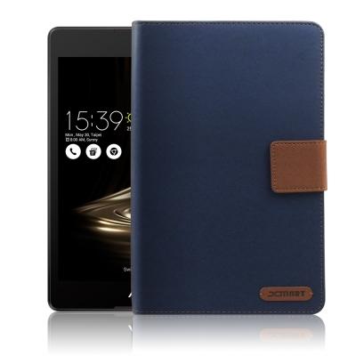 XM ASUS ZenPad 3 (Z581KL) 8吋 微笑休閒風支架皮套
