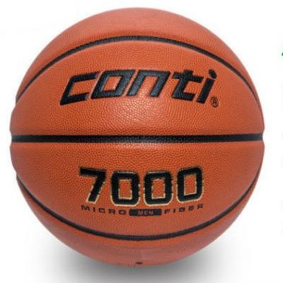 CONTI 7000系列 7號/6號超細纖維PU8片貼皮籃球