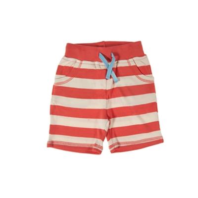 Frugi 有機棉 條紋鬆緊短褲 ( 3 - 18 m)