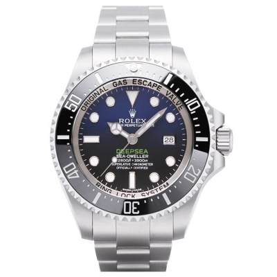 ROLEX 勞力士  116660  Deepsea D-Blue  3900 漸層海使- 44 mm