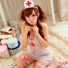 【Caelia】急診室女神!性感五件式護士服