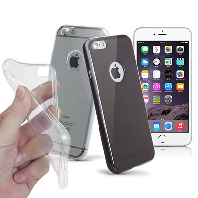 X mart iphone 6 /6s 水晶TPU軟質薄型手機殼