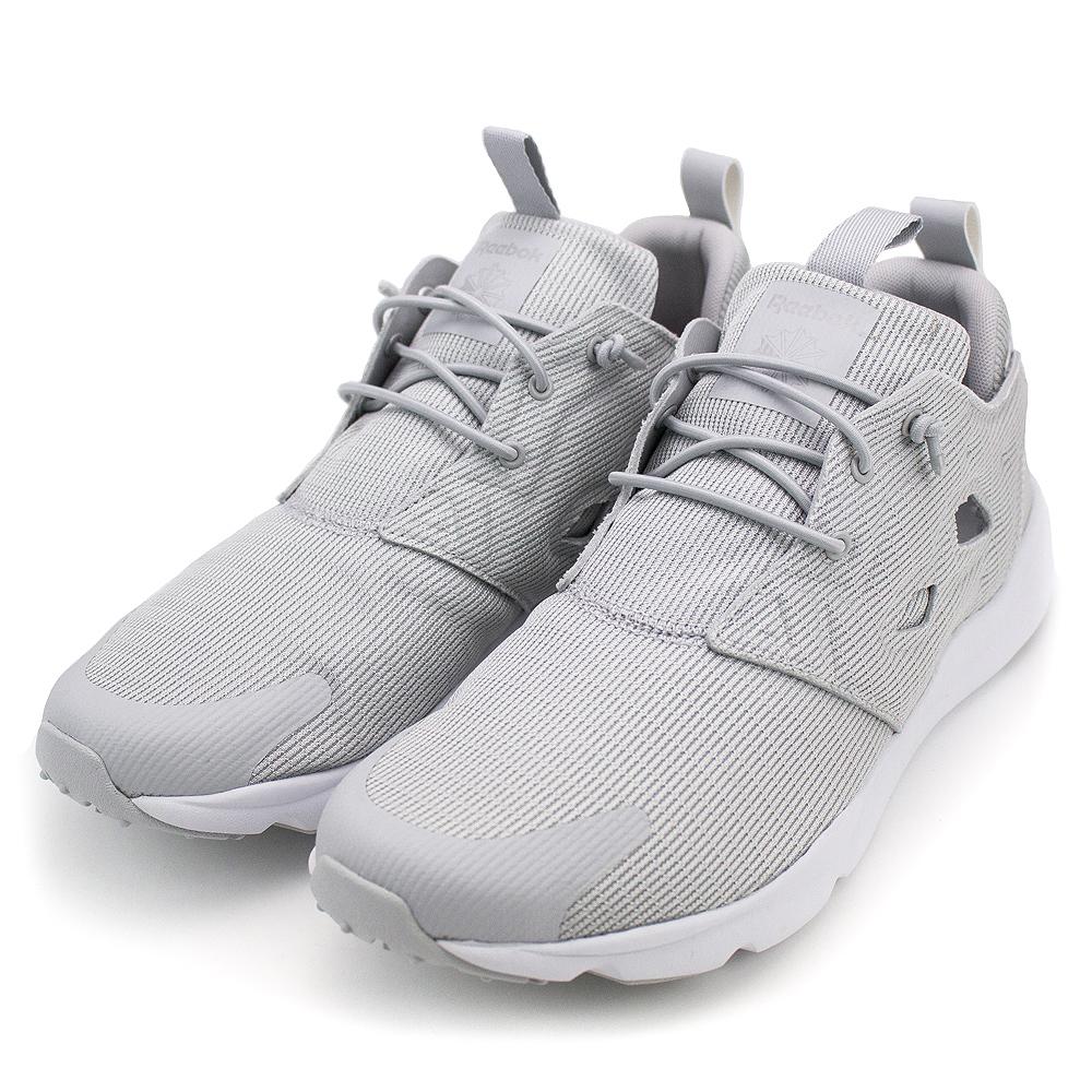 REEBOK-男休閒鞋BS6063-淺灰