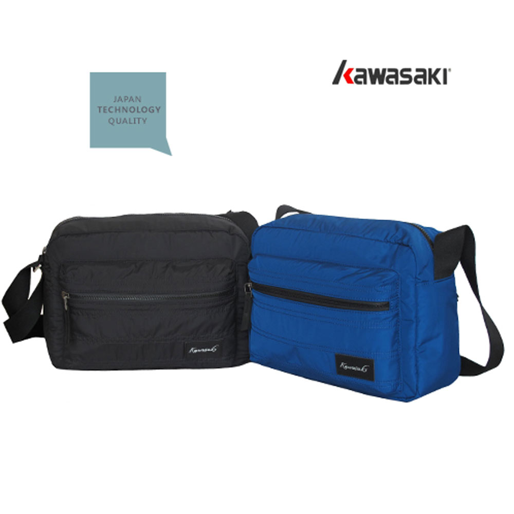 KAWASAKI多功能平板小橫流行側包