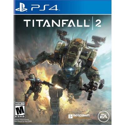 泰坦降臨 2 TitanFall 2-PS4 中英日文美版