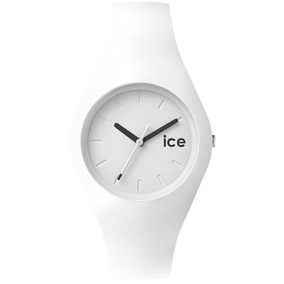 Ice-Watch 波浪系列 繽紛玩美手錶-白/43mm
