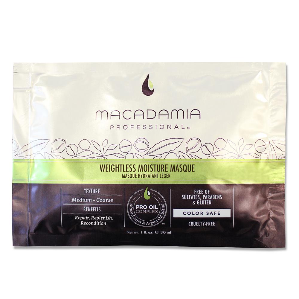 Macadamia Professional 瑪卡奇蹟油輕柔髮膜30ml