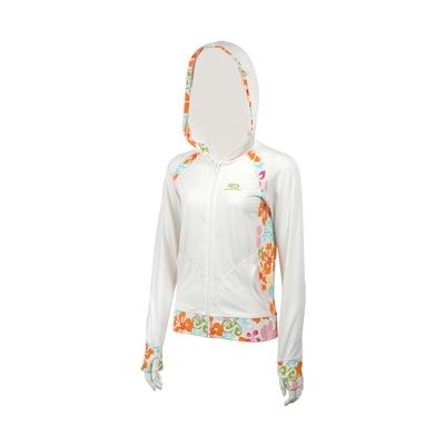 AROPEC Delight-Hibiscus 欣喜-木槿花女款連帽防曬外套