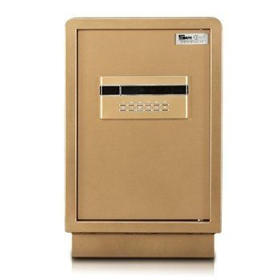 聚富 商務型保險箱金庫防盜電子式密碼鎖保險櫃(60BQ)
