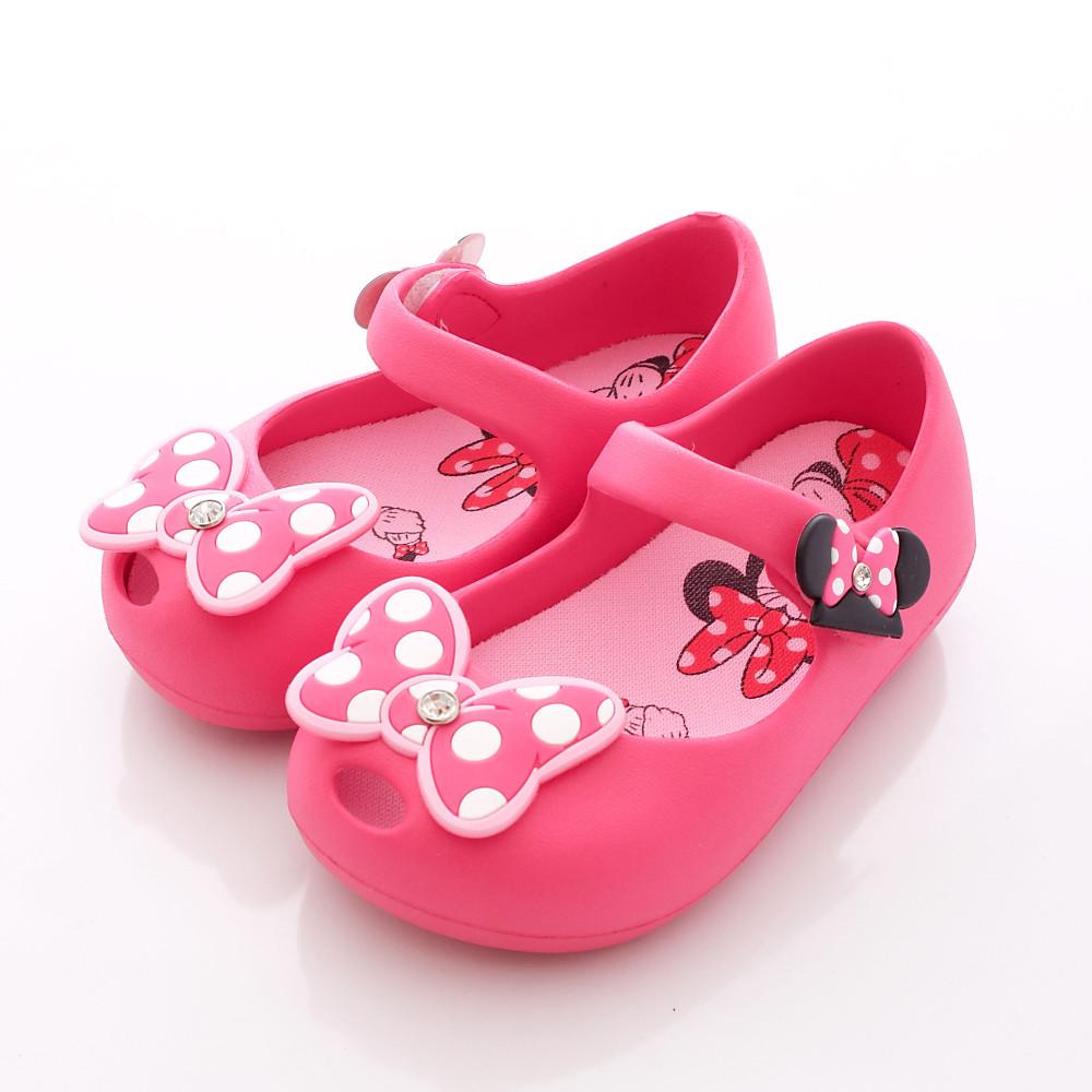 迪士尼童鞋-米妮超輕娃娃款-FO64415粉(中小童段)HN