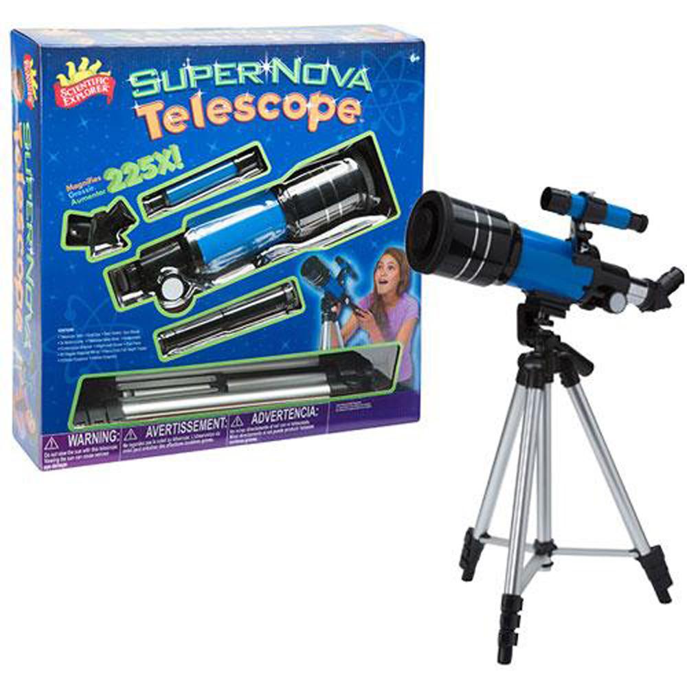 美國Scientific Explorer 發現科學-超新星折射望遠鏡