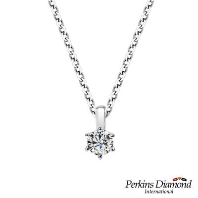 PERKINS 伯金仕 - Emmie系列 0.13克拉鑽石項鍊