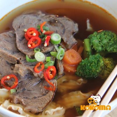極鮮配 原汁牛肉湯 (430g±10%/包)-10包入