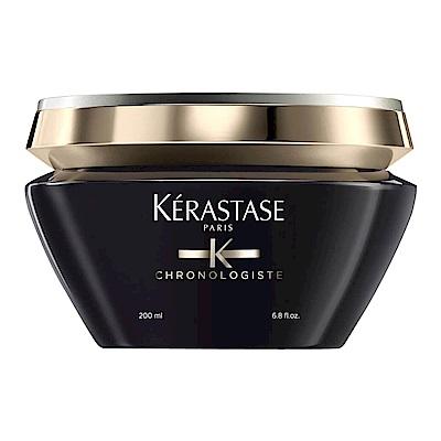 Kerastase卡詩 黑鑽逆時髮膜200ml-快速到貨