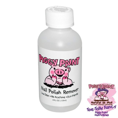 Piggy Paint 天然蘆薈修護去光水