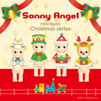 Sonny Angel 2017 聖誕限量胡桃鉗玩具兵(單入隨機款)