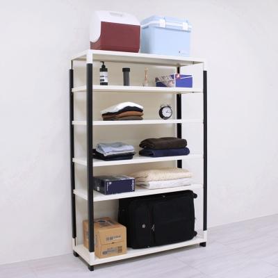 頂堅 [超耐重型]寬120公分(可調式層板)六層鐵板層架/網架(十年保固)