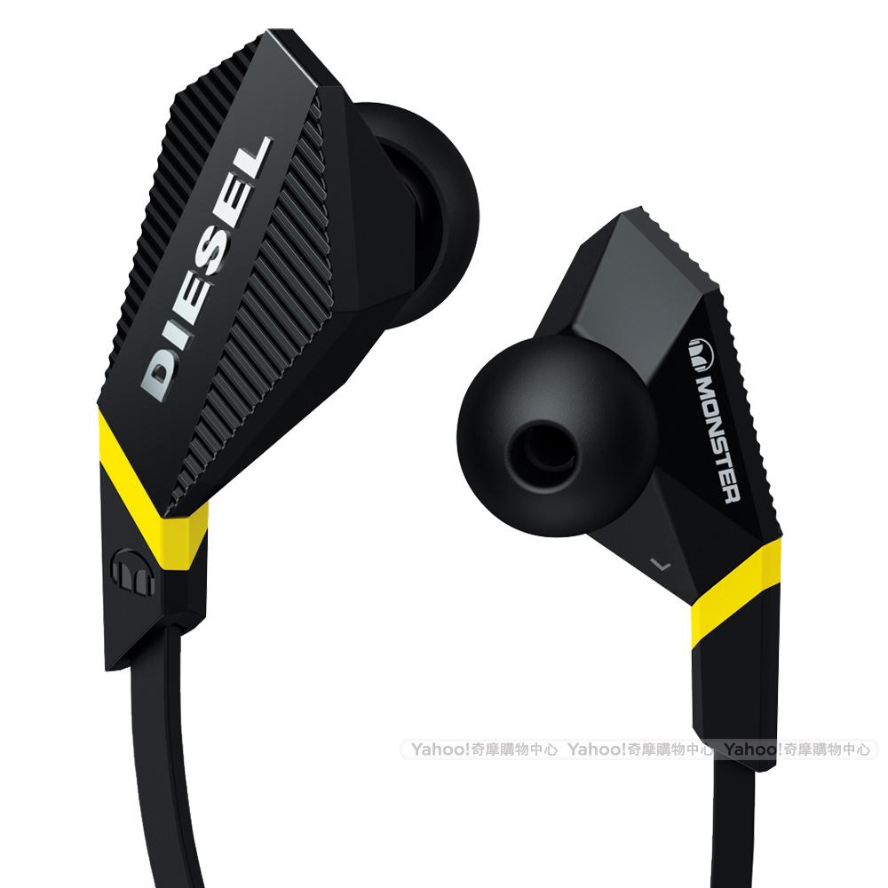 魔聲 Monster x Diesel VEKTR 通用型線控版 耳道式耳機